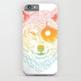 I Dream in Solitude iPhone Case