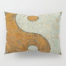 Gold Yin Yang Pillow Sham