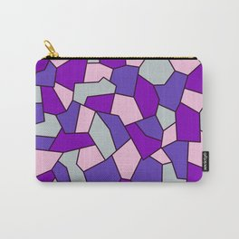 Hard Mosaic 02 Carry-All Pouch