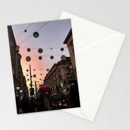 AMAZING OXFORD STREET Stationery Cards