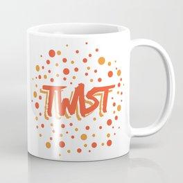 Twist N.18 Modele Rond Coffee Mug