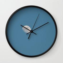 Blue Moon by Teresa Thompson Wall Clock