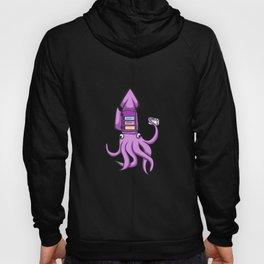 Octopus Empty Cartridge Shirt Squid Hoody