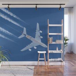 Airbus A380 Etihad Airways, 12200m Wall Mural