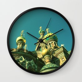 St. Petersburg Wall Clock