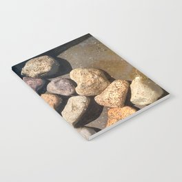 High Contrast Rocks Notebook