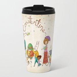 ¡Hola amigos! Travel Mug