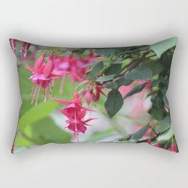 Fucsia Dream Rectangular Pillow