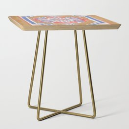 Rugs- Camel Side Table