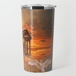 Tetrapylon of Aphrodisias Travel Mug