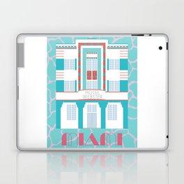 Miami Landmarks - Hotel Webster Laptop & iPad Skin