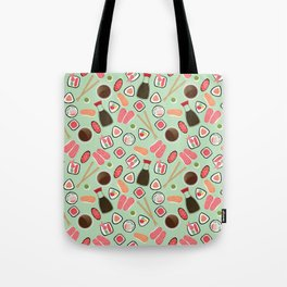 Sushi is my Soymate Tote Bag