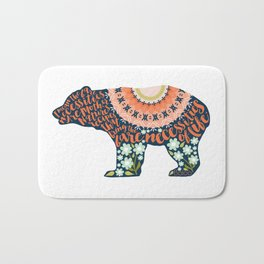 The Bare Necessities. The Jungle Book. Bath Mat