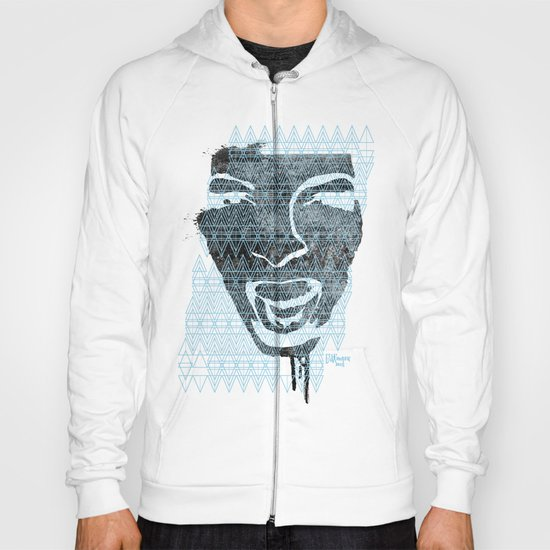 in the face of madness Hoody