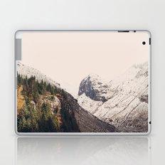 Winter Mountain Morning Laptop & iPad Skin