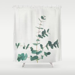 Eucalyptus Shower Curtain