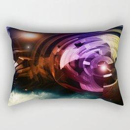 """""""Above The Clouds"""" Rectangular Pillow"""