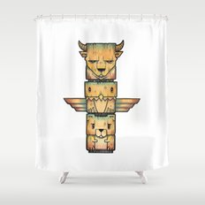 The Legends Shower Curtain