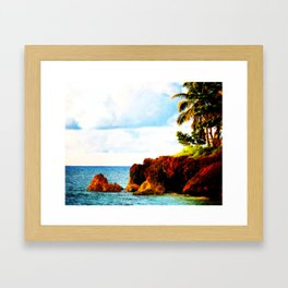 Connect With Nature Framed Art Print