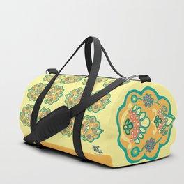 Mount Athos Clasp Duffle Bag