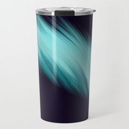 The Blue Feather Travel Mug
