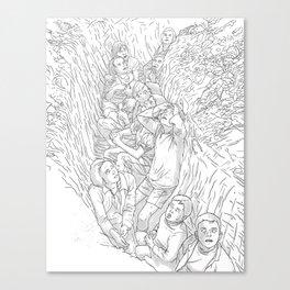 BombChild Canvas Print