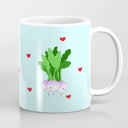 Turnip Friends Coffee Mug
