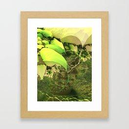 Tangleroot Framed Art Print