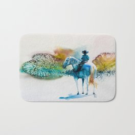Cowboy Jr Bath Mat