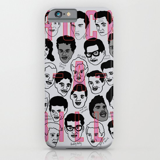 Rock-a-billy iPhone & iPod Case