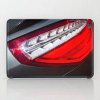 mercedes iPad Cases featuring Mercedes-Benz SL 63 AMG Bi-Turbo Back Light by Mauricio Santana
