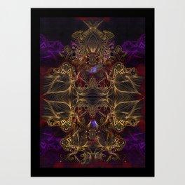 Kaleidoscopes Art Print