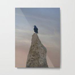 Raven Rock Metal Print