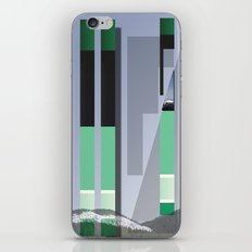 Rolling Through The Pines iPhone & iPod Skin