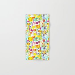 Childhood Butterfly's in a Spring Garden Hand & Bath Towel
