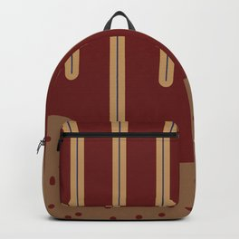 abstract design 2 Backpack