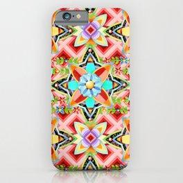 Boho Gypsy Caravan iPhone Case