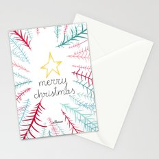 Christmas time - Jungle edition Stationery Cards