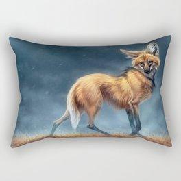 Watchful Rectangular Pillow