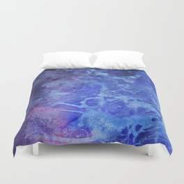 Movement in the Nighttime Duvet Cover