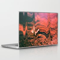 glitch Laptop & iPad Skins featuring Glitch by Bethany West