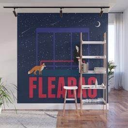 Fleabag scene Wall Mural
