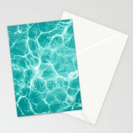 Pool Dream #1 #water #decor #art #society6 Stationery Cards