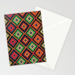 Indi-abstract#04 Stationery Cards
