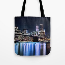 1,2,3 Lights, Star & Shine Tote Bag