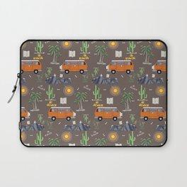 The Van Life (Pattern Vers.) Laptop Sleeve