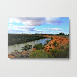 The Murray Metal Print