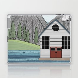 Greetings from Powell River Laptop & iPad Skin
