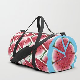 Watermelon Art Duffle Bag