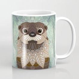 Ornate Otter Coffee Mug